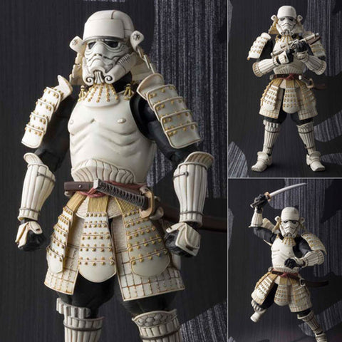 Meisho Movie Realization Ashigaru (Foot Soldier) Stormtrooper Star Wars Bandai [SOLD OUT]