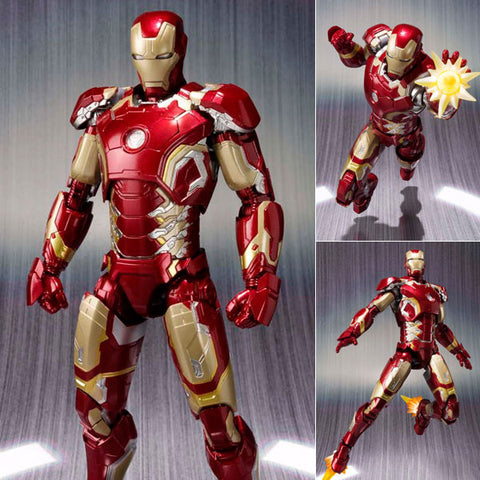S.H.Figuarts Iron Man Mark 43 from Avengers 2 Age of Ultron Marvel Bandai Tamashii [SOLD OUT]