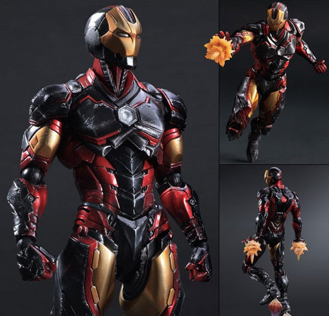 Play Arts Kai Variant Iron Man from Marvel Universe Square Enix [IN STOCK]