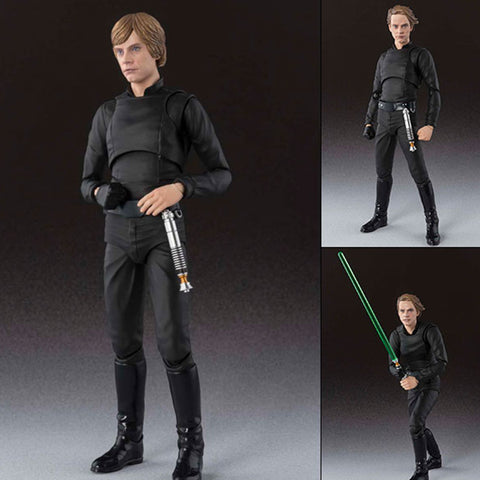 S.H.Figuarts Luke Skywalker (Return of the Jedi Ver.) from Star Wars Episode VI: Return of the Jedi (Rerelease) [SOLD OUT]