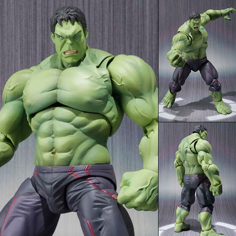 S.H.Figuarts Hulk from Avengers 2 Age of Ultron Marvel Bandai Tamashii [IN STOCK]