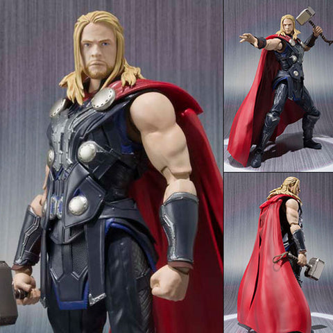 S.H.Figuarts Thor from The Avengers: Age of Ultron Marvel Bandai Tamashii [IN STOCK]