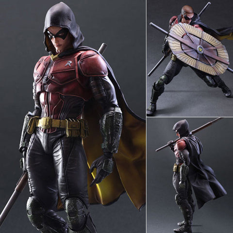 Play Arts Kai Robin from Batman Arkham Knight Square Enix [SOLD OUT]