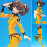 PVC 1/8 Yuria Misaki from Space Battleship Yamato 2199 Yamato Girls Collection Megahouse [SOLD OUT]