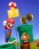 S.H.Figuarts Super Mario Asoberu! Play Set B Nintendo Bandai Tamashii [SOLD OUT]