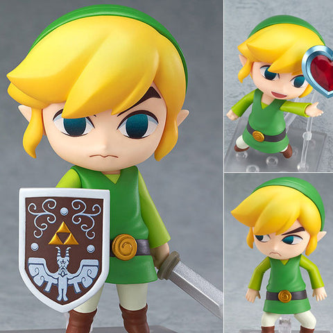 Nendoroid 413 Link from The Legend of Zelda The Wind Maker Good Smile Company [SOLD OUT]