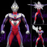Ultra-Act Ultraman Tiga Multi Type Re-released Bandai Tamashii [SOLD OUT]