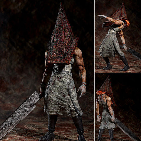 Figma SP-055 Red Pyramid Thing from Silent Hill FREEing [SOLD OUT]