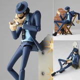 Legacy of Revoltech LR-026 Daisuke Jigen from Lupin the 3rd Anime Figure Kaiyodo [SOLD OUT]