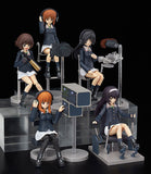 Figma 247 Mako Reizei from Girls Und Panzer Max Factory [SOLD OUT]