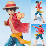 PVC Figuarts ZERO Monkey D Luffy 5th Anniversary Edition from One Piece Anime Figure Bandai [SOLD OUT]