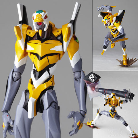 Legacy of Revoltech LR-036 EVA-00 Kai (Custom) from Evangelion: 2.0 You Can (Not) Advance Kaiyodo [SOLD OUT]