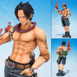 PVC Figuarts ZERO Portgas D Ace 5th Anniversary Edition from One Piece Anime Figure Bandai [SOLD OUT]