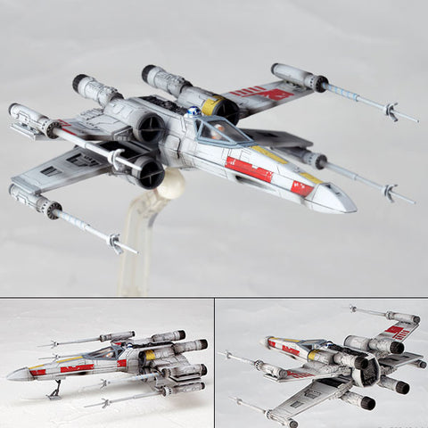 Revoltech Star Wars 006 X-Wing Fighter from Star Wars Episode V: The Empire Strikes Back Kaiyodo [SOLD OUT]