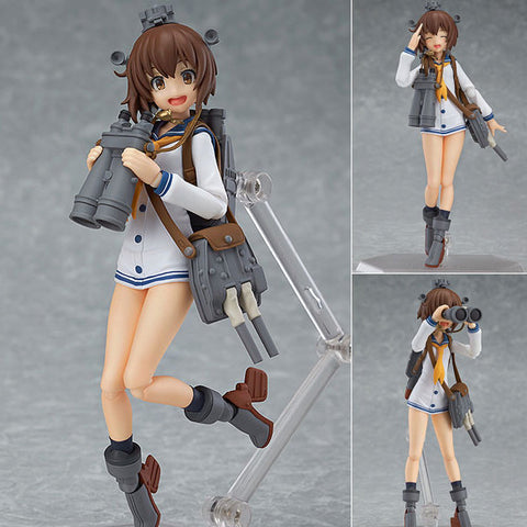 Figma 258 Yukikaze from Kantai Collection Max Factory [IN STOCK]