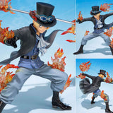PVC Figuarts ZERO Sabo 5th Anniversary Edition from One Piece Anime Figure Bandai [IN STOCK]