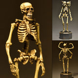 KT Project KT-006 Takeya Style Jizai Okimono Gaikotsu Skeleton Color Version [SOLD OUT]