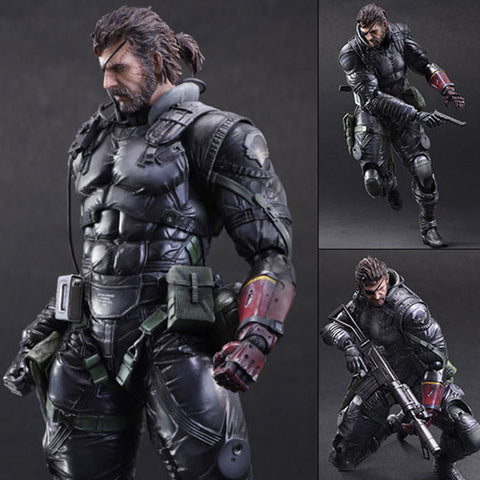 Play Arts Kai Venom Snake Sneaking Suit Ver. from Metal Gear Solid V: The Phantom Pain Square Enix [SOLD OUT]