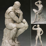 Figma SP-056b The Thinker Plaster Ver. from The Table Museum Action Figure Max Factory [SOLD OUT]