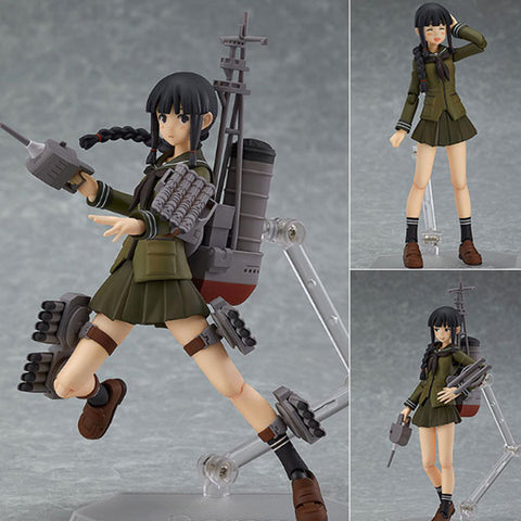 Figma 262 Kitakami from Kantai Collection Max Factory [IN STOCK]