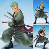 PVC Figuarts ZERO Roronoa Zoro 5th Anniversary Edition from One Piece Anime Figure Bandai [IN STOCK]