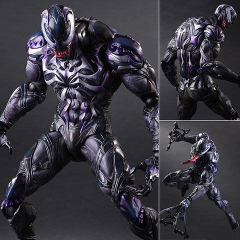 Play Arts Kai Variant Venom from Marvel Universe Square Enix [IN STOCK]