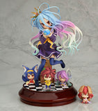 PVC 1/7 Shiro from No Game No Life Anime Figure Phat Company [SOLD OUT]