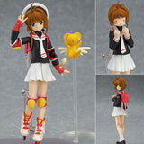 Figma 265 Sakura Kinomoto School Uniform Version from Cardcaptor Sakura Max Factory [SOLD OUT]