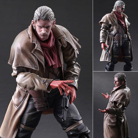Play Arts Kai Revolver Ocelot from Metal Gear Solid V: The Phantom Pain Square Enix [SOLD OUT]