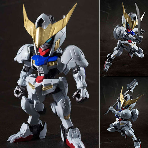 NXEDGE Style MS Unit Gundam Barbatos from Mobile Suit Gundam: Iron Blooded Orphans Bandai [IN STOCK]