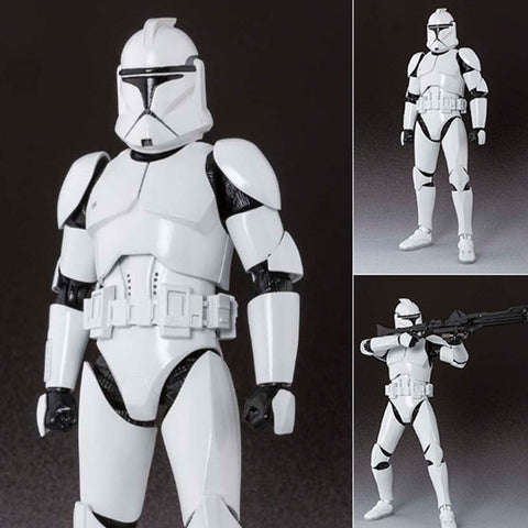 S.H.Figuarts Clone Trooper Phase 1 from Star Wars Episode II: Attack of the Clones [SOLD OUT]