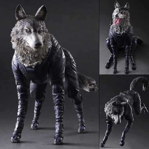 Play Arts Kai D-DOG from Metal Gear Solid V: The Phantom Pain Square Enix [IN STOCK]