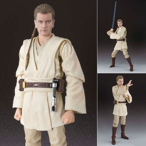 S.H.Figuarts Obi-Wan Kenobi from Star Wars Episode I: The Phantom Menace [SOLD OUT]