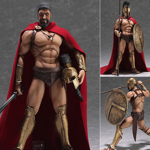 Figma 270 King Leonidas from 300 Max Factory [SOLD OUT]
