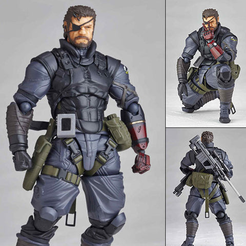 Vulcanlog 004 Venom Snake Sneaking Suit Ver. from Metal Gear Solid V: The Phantom Pain Union Creative [SOLD OUT]