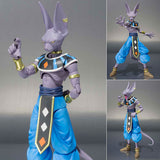 S.H.Figuarts Birus (Beerus) from Dragon Ball Bandai Tamashii [SOLD OUT]