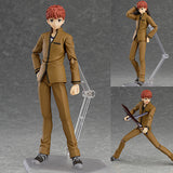 Figma 278 Shirou Emiya 2.0 Ver. from Fate/Stay Night Unlimited Blade Works [SOLD OUT]