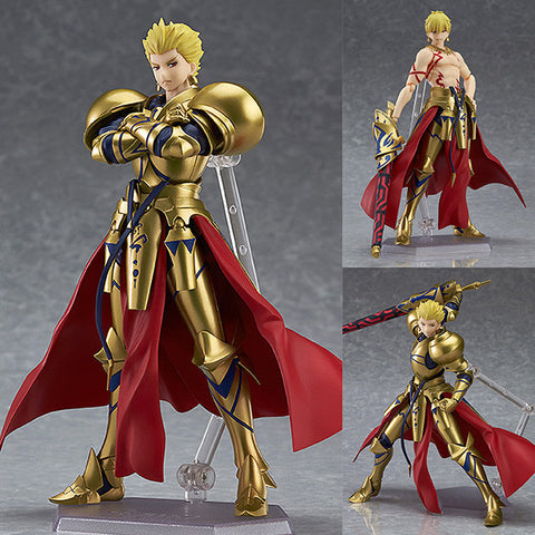 Figma 300 Archer Gilgamesh From Fate Grand Order Sold Out