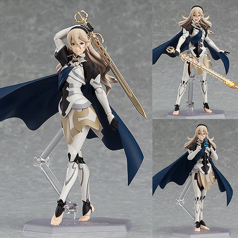 Figma 334 Corrin (Female) + Omega Yato (GSC Online Bonus) from Fire Emblem Fates [SOLD OUT]
