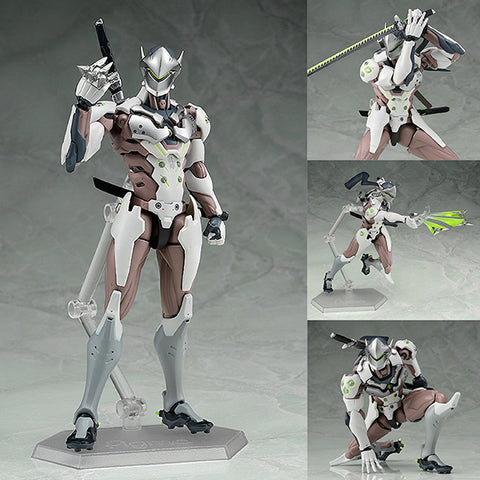Figma 373 Genji from Overwatch [IN STOCK]