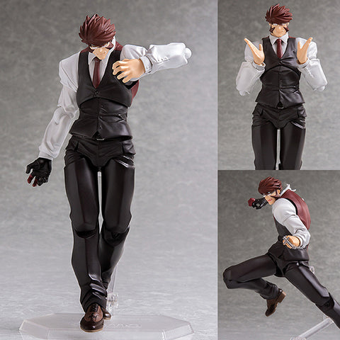 Figma 379 Klaus V. Reinherz from Blood Blockade Battlefront & Beyond [SOLD OUT]