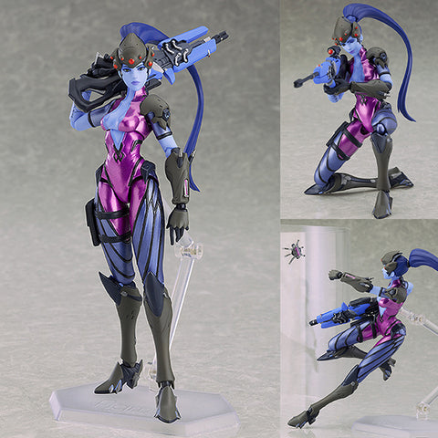 Figma 387 Widowmaker from Overwatch [PRE-ORDER CLOSED]