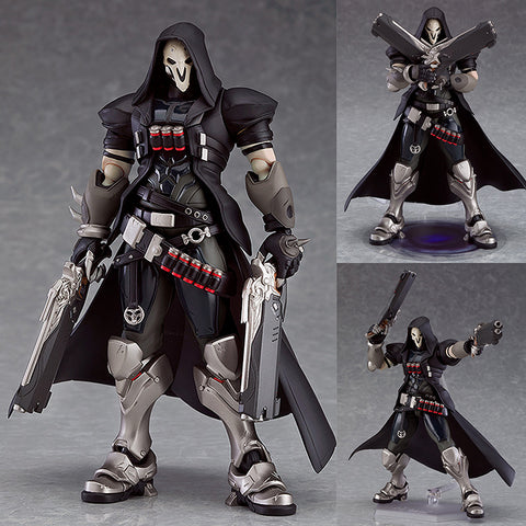 Figma 393 Reaper from Overwatch [PRE-ORDER]