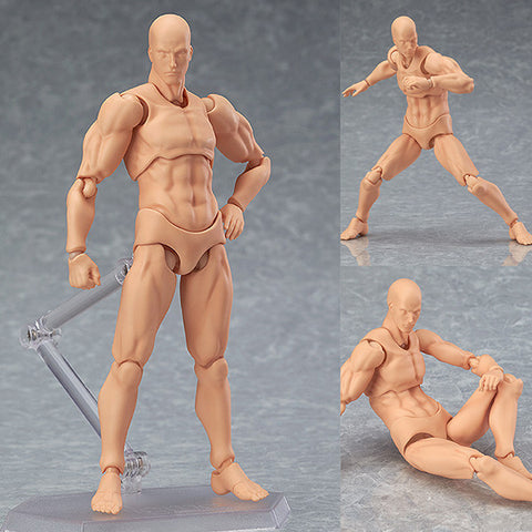 Figma Archetype Next: He Flesh Color Ver. [SOLD OUT]