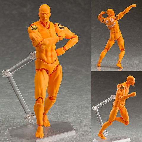 Figma Archetype Next: He GSC 15th Anniversary Color Orange Ver. [SOLD OUT]