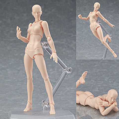 Figma Archetype Next: She Flesh Color Ver. [SOLD OUT]