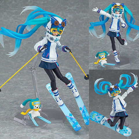 Figma EX-030 Snow Miku Snow Owl Version [IN STOCK]