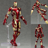 Figma EX-034 Iron Man Mark 43 from Avengers: Age of Ultron Marvel [SOLD OUT]