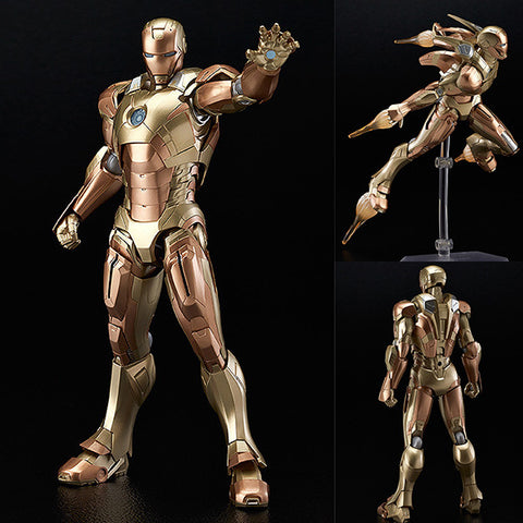Figma EX-026 Iron Man Mark 21 Midas Armor from The Avengers Marvel Max Factory [IN STOCK]