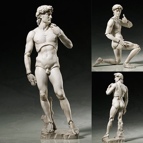 Figma SP-066 David by Michelangelo from The Table Museum [SOLD OUT]